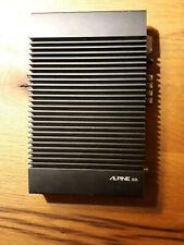 Alpine 3525 - Funktion getestet - Endstufe Verstärker Auto