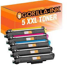 5 Toner XXL für Brother HL-L 3270 CDW HL-L 3280 CDW MFC-L 3710 CW MFC-L 3730 CDN