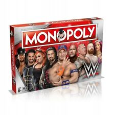 Monopoly WWE - Refresh Edition Board Game