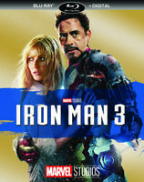 Iron Man 3 [New Blu-ray] Ac-3/Dolby Digital, Dolby, Digital Theater System, Du
