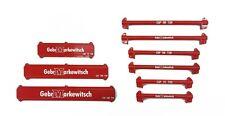 "121 pc Crane Rigging & Lifting Kit w/ Spreader Beams ""MARKEWITSCH""- 1/50 - Weiss"