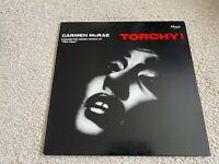 CARMEN McRAE-TORCHY-DECCA DL 8267 VG/VG VINYL RECORD ALBUM LP