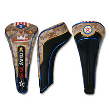 Camouflage Usa Flag Military Driver Headcover For Taylormade Callaway Ping