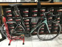 BICI ROAD BIKE BIANCHI OLTRE XR2 CAMPAGNOLO SUPER RECORD 11V FULCRUM R0 SIZE 55