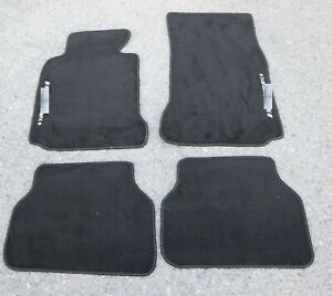 Fit Compatible With BMW M5 E39 ///M Performance Black Floor mat carpet 1996-2003