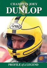 Champion Joey Dunlop - Profile of a legend (New DVD) Motorcycle sport