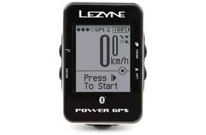 Lezyne Power GPS Cycle Computer Cycling Road MTB BT Bluetouth Smart NEW