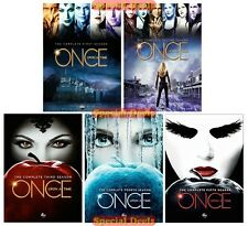 New Once Upon A Time - Complete DVD TV Series Seasons 1 2 3 4 & 5 Sealed Set 1-5