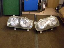 VW 441-1147R & 441-1147L Doppelscheinwerfer Angel Eyes Golf 3 Limo Kombi Cabrio