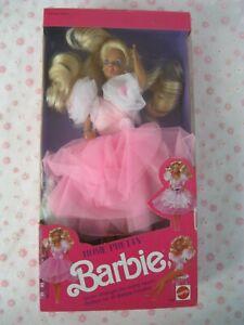 Home Pretty Barbie Doll #2249 Vintage 1990 Mattel New Rare