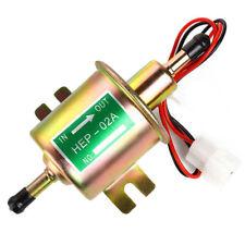 Low Pressure electric Fuel Pump12V HEP-02A Universal Gas Diesel Inline Verhicle