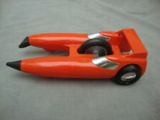 Vintage 1971 Kenner Two Much Racer Super Sonic Power Futuristic Design Car Toy