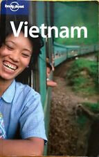 Vietnam by Nick Ray Lonely Planet Travel Guide FREE AUS POST used paperback 2007