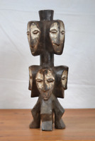 African Tribal art, nice bitwebitwe Lega statue from democratic republicof congo