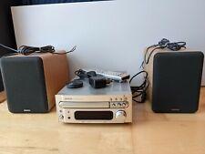 Denon CD Receiver RCD-M33 inklusive Chromecast Audio