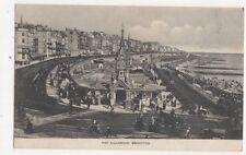 The Aquarium Brighton Vintage Postcard 385a