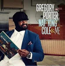 Gregory Porter Nat King Cole and Me CD (2017) E0653