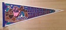 Arizona Diamondbacks Pennant 1996 USA Made by Wincraft Sports MLB