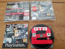 Grand Theft Auto 2 (Sony PlayStation 1, 1999) -  uk PAL or ps2
