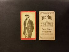 1910 T210 Old Mill Joe Jackson Aged Reprint .. SALE! BUY ANY 5 CARDS GET 2 FREE