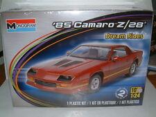 1/24 MONOGRAM 1985 CHEVROLET CAMARO Z/28, PLASTIC KIT
