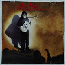 Don Ross - Bearing Straight Original 1989 Duke Street Records Canada HTF