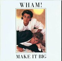 Wham! - Make It Big [CD]