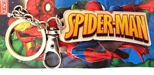 Marvel Universe Spider-Man Boy's Kids Official Key-Chain Key-Ring NWT