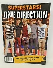 One Direction 5 Autographs Magazine Cover