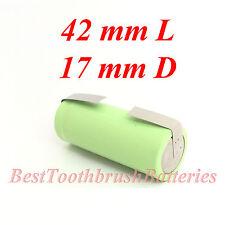 Braun Oral-B Triumph Professional Care Toothbrush Repair Battery 42mm L x 17mm D