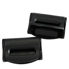 Practical Black Car Seat Belt Comfort Adjuster Fixing Clips Safety Belt Adjuster