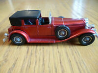 Matchbox 1930 Model 'J' Driesenberg Town Car 1975 Lesney Products & Co Ltd