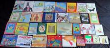 34 CALDECOTT AWARD AUTHORS child PICTURE BOOK LOT primary teacher K 1 2 set kid