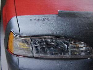 LeBra Front End Mask Car Bra Auto Nose Cover / 84-88 Pontiac J2000 Sunbird 55132
