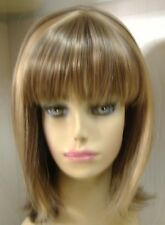 Perruques sains cheveux,beau,nouvelles,brun mix. japonais perruques