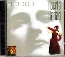 ASTRID HADAD El Calcetin MEXICAN EDITION CD of Ay New Nuevo con ( Y LOS TARZANES