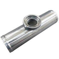 """Polished Aluminum 2.5"""" O.D.  BOV FLANGE PIPE HKS SSQV/SQV Blow Off Valves"""