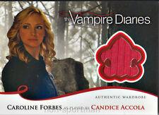 VAMPIRE DIARIES 2 COSTUME WARDROBE M21 CANDICE ACCOLA