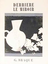 """Derriere Le Miroir """"Braque"""" DLM  #25-26"""