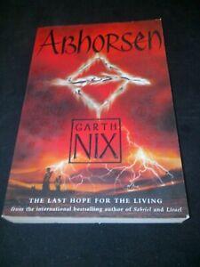 Abhorsen - Garth Nix - HarperCollins Childrens Books