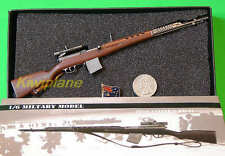 SVT-40 1:6 Scale Action Figure DRAGON WW2 RUSSIAN SOVIET SNIPER RIFLE 70385