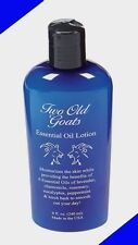 New 8oz TWO OLD GOATS Arthritis & Fibromyalgia Essential Oil Lotion Pain Relief!
