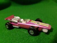 VINTAGE SUPERFAST LESNEY MATCHBOX CAR No 34 FORMULA 1 RACING 16 UNBOXED