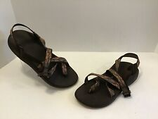 Womens Chacos Size 11 Brown Ankle Strap New Never Worn