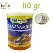 GAMMARUS 110g GAMBERETTI ESSICCATI PER TARTARUGHE ACQUATICHE CIBO MANGIME TURTLE