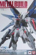 New Bandai METAL BUILD Mobile Gundam Freedom Gundam From Japan