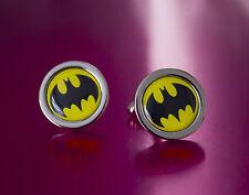 Retro Set of Batman Cufflinks