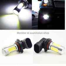 2X 9005 HB3 7.5W High Power Lens Car Auto LED DRL Day Driving Light  For Dodge