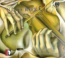 Mauro Tortorelli - Nino Rota for Violin Solo [New CD] Digipack Packaging