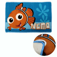 Finding Nemo Children Kids Rubber Non slip Floor Rug 50 x 80cm